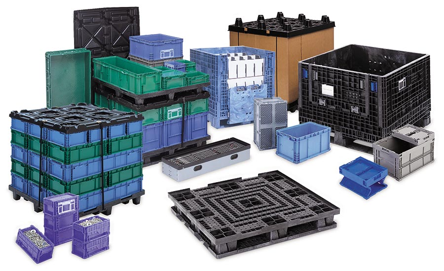 Returnable Packaging Resource: Home