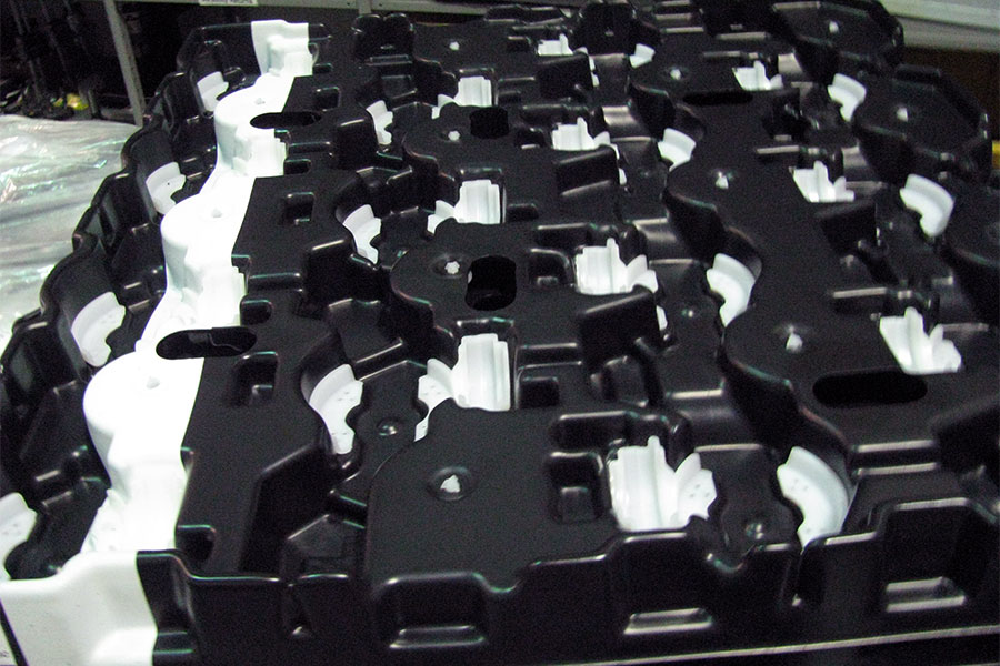 Vacuum Forming Thermoforming Returnable Packaging Resource